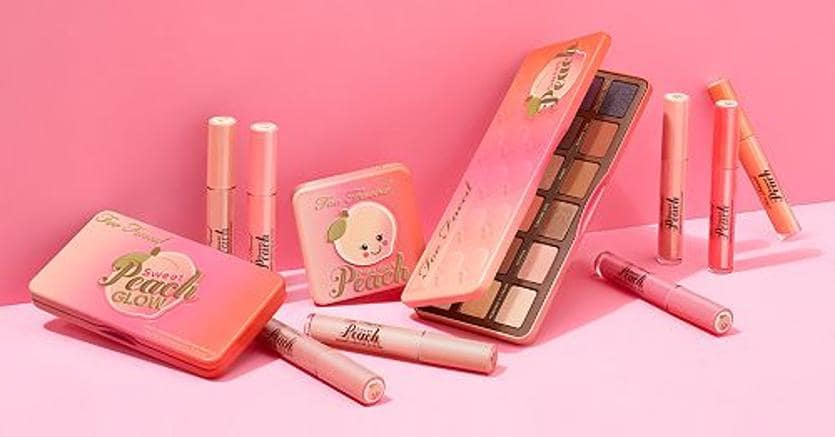 Too Faced - Sweet Peach Collection
