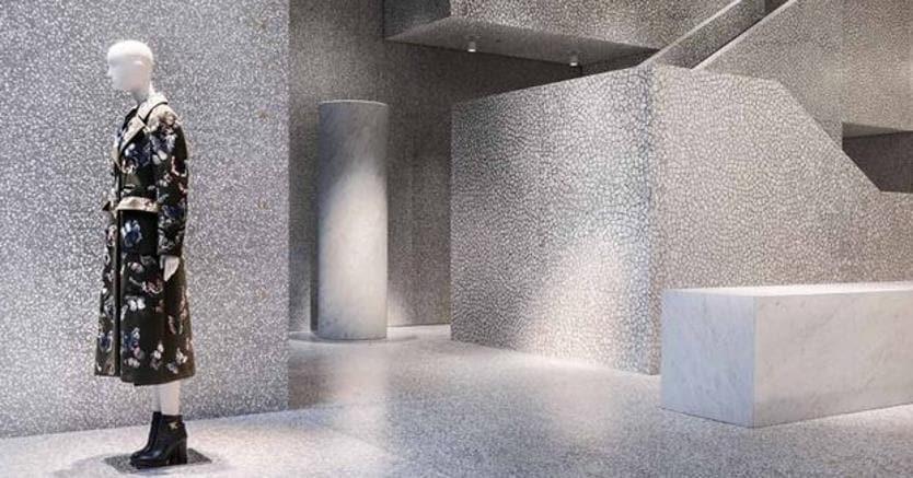 Il flagship Valentino a New York, progetto dello studio David Chipperfield Architects (photo by Santi Caleca)