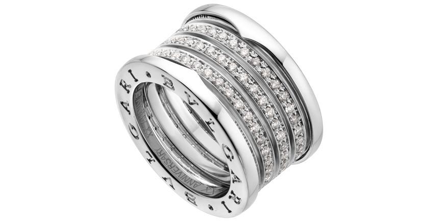 in vendita 070fe 5bb24 Bulgari celebra i 20 anni di B.zero1, l'anello-icona che ...