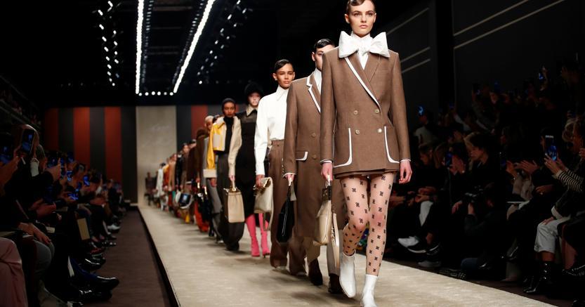 L addio di Fendi a Lagerfeld f060a851d47