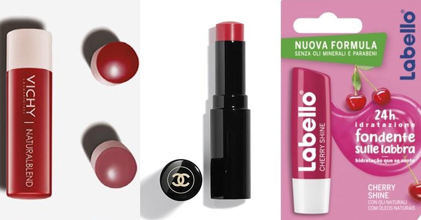 Effetto Sfilate E Influsso Coreano Balsamo Labbra Per Un Colore Piu