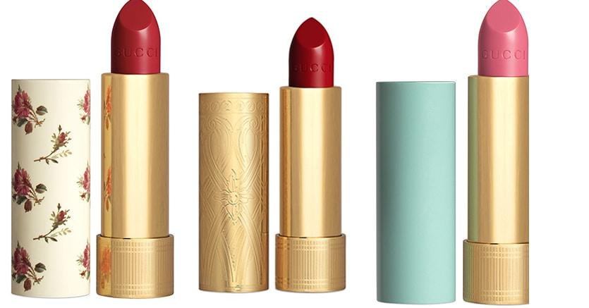 new arrival 3d87c 4f6a2 Gucci apre al make-up: arriva la prima collezione di ...