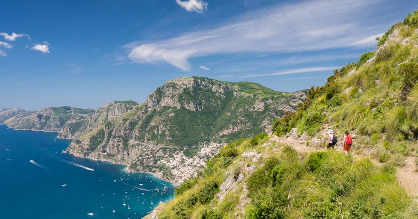 Il Sentiero degli Dei sulla Costiera Amalfitana