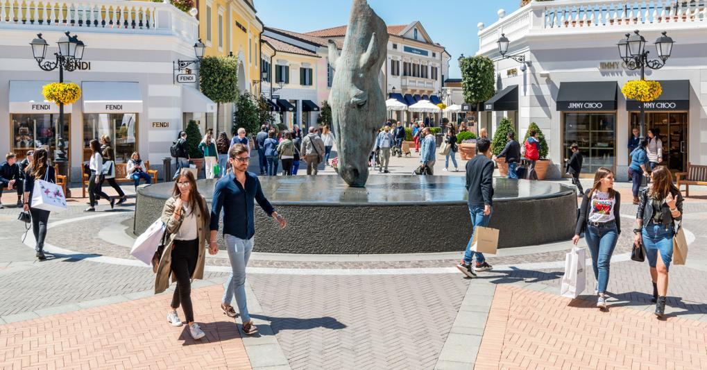 Serravalle outlet: investimento da 40 milioni per un nuovo ...