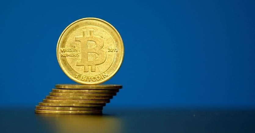 bitcoin spaccatura