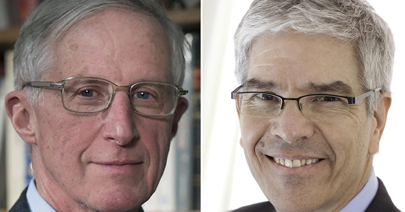 William D. Nordhaus  e Paul Romer