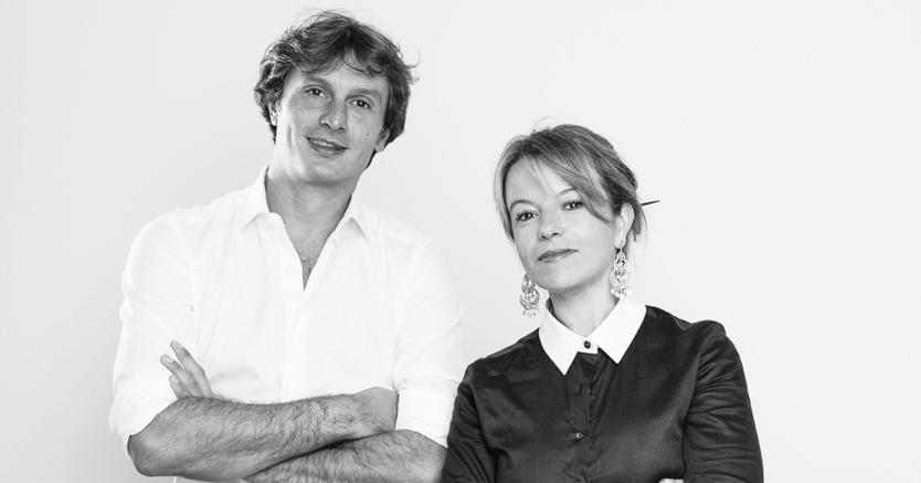 Sveva Antonini e Gabriele Gallassi