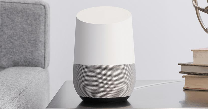 Free sugli speakers Google Home — YouTube Music