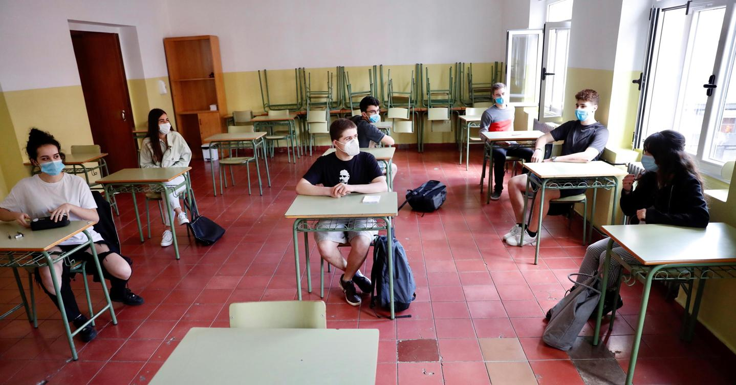 Scuola, scopri quanto spazio ha a disposizione tuo figlio in classe thumbnail
