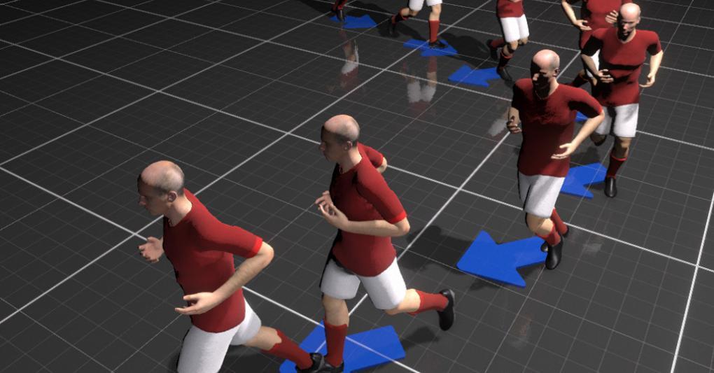 Come si è evoluta l'intelligenza artificiale dentro al videogioco di calcio Fifa?