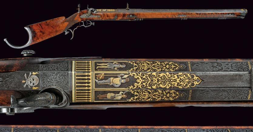 armi da fuoco datazione
