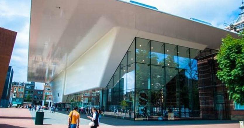 Stedelijk Museum (foto di Beatrix Ruf)