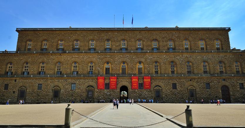 Firenze. Palazzo Pitti (Afp)