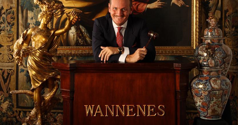 Ritratto di Guido Wannenes