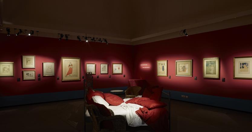La mostra di Toulouse Lautrec a Palazzo Chiablese a Torino dal 22 ottobre 2016 al 5 marzo 2017, Courtesy Pan Art Connections