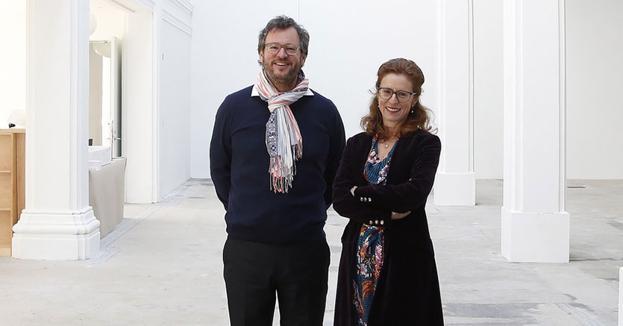 Iwan e Manuela Wirth