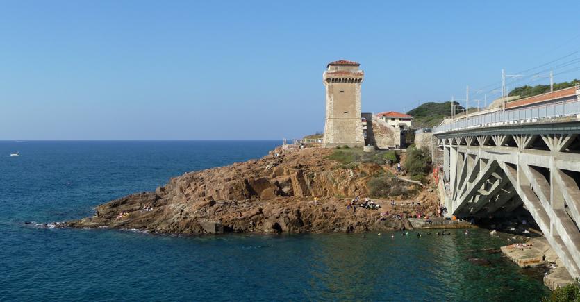 Torre di Calafuria , Livorno