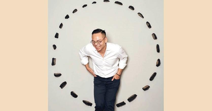 Il collezionista cineseAlan Lo