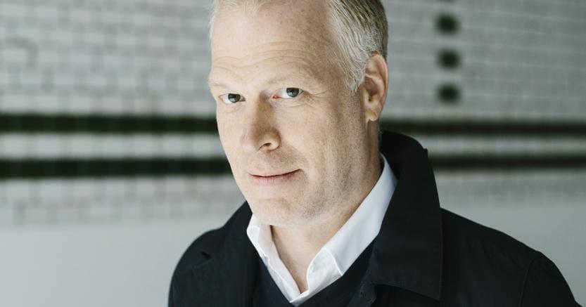 Daniel Hug, direttore artistico Art Cologne (credit Gene Glover, Berlin, Courtesy Art Cologne)