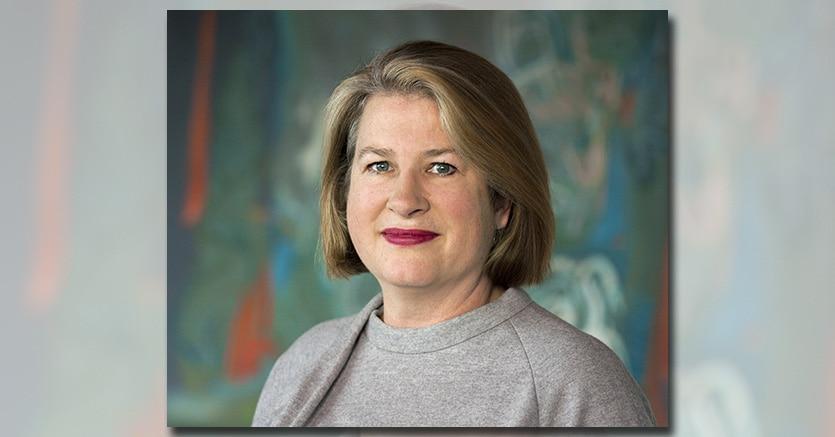 Charlotte Eyerman, Direttore e Chief Curator della collezione d'arte di JPMorgan Chase