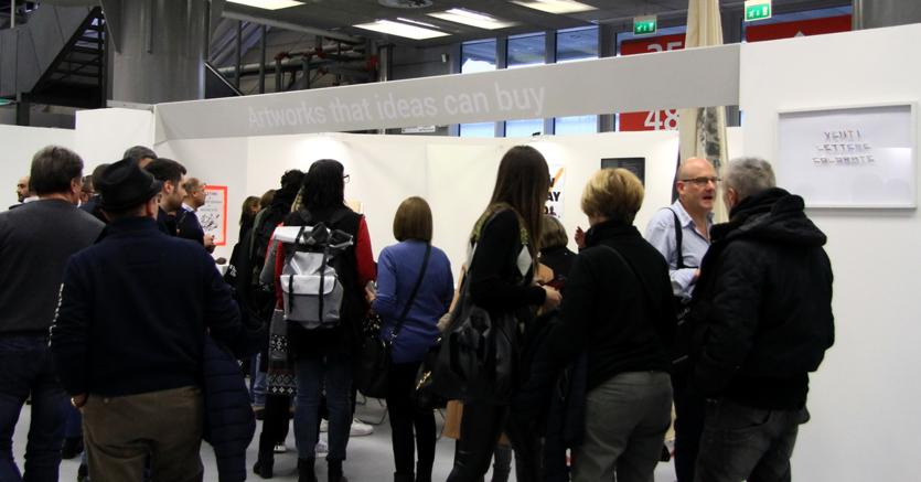 Artworks that ideas can buy /  Oplà – Performing Activities, Courtesy Arte Fiera.