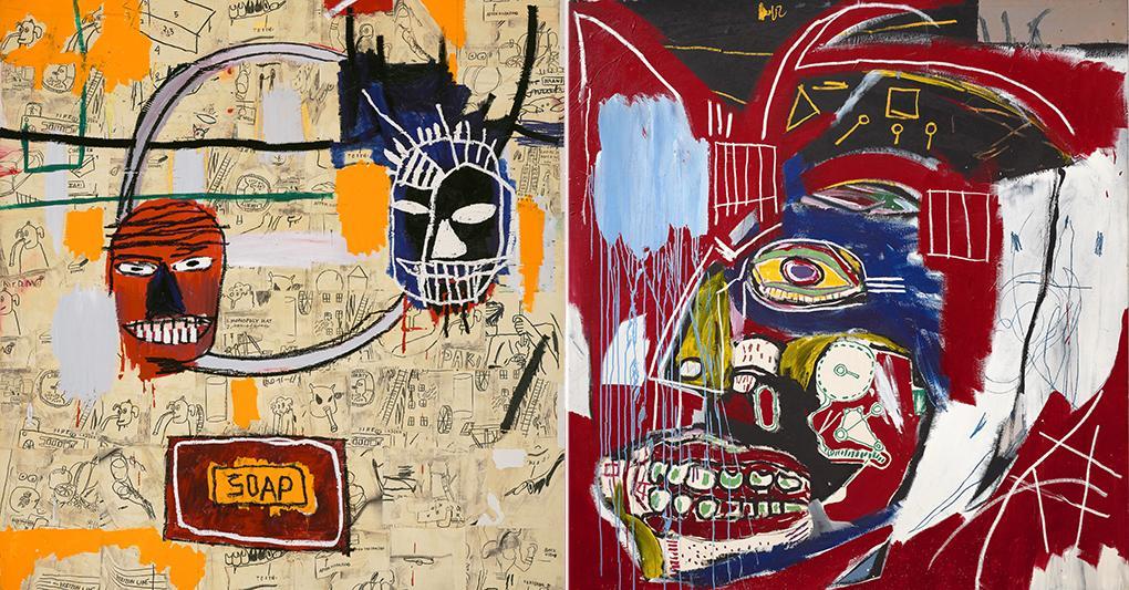 Basquiat guida l'asta del XXI secolo da Christie's New York