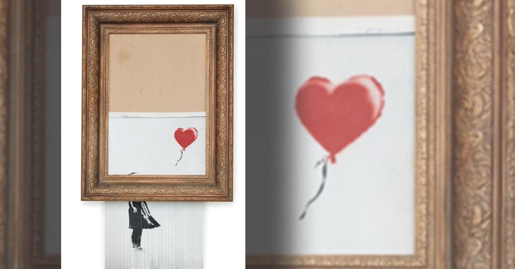 Per Banksy nuovo record in asta