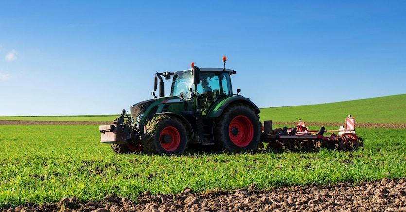 La compravendita tra agricoltori di un trattore va ...