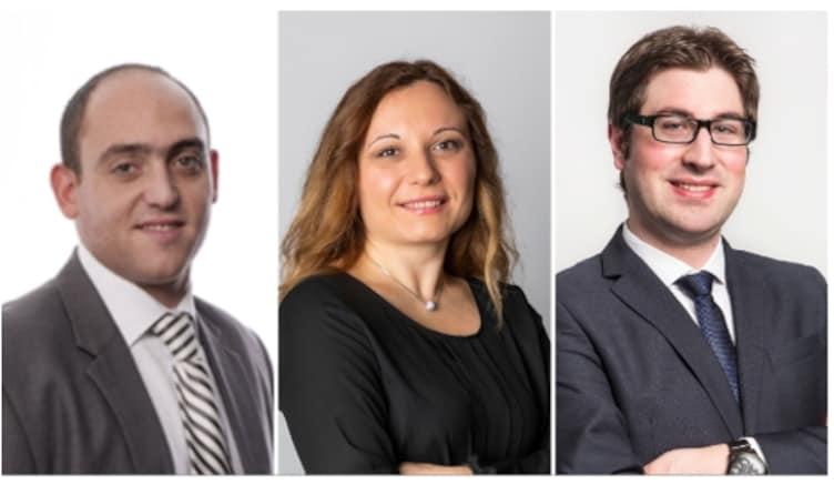 Antonino Bonsignore, Iva Ilieva e Massimo Riva