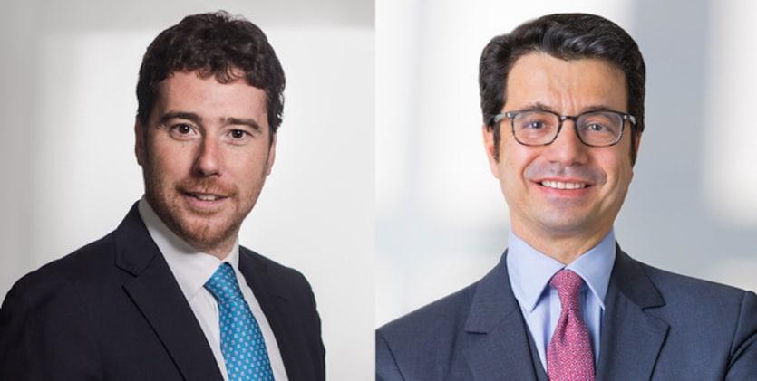 Da sinistra: Luca Cuomo, Luca Pico