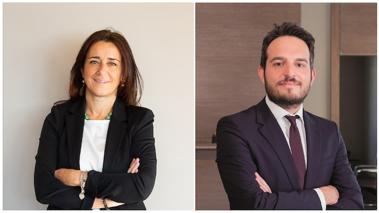 Annalisa Dentoni-Litta e Nicolò Del Dottore