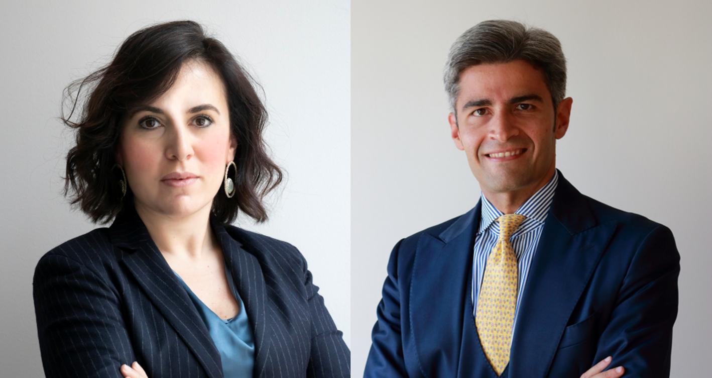 Ilaria Gobbato e Antonio Legrottaglie