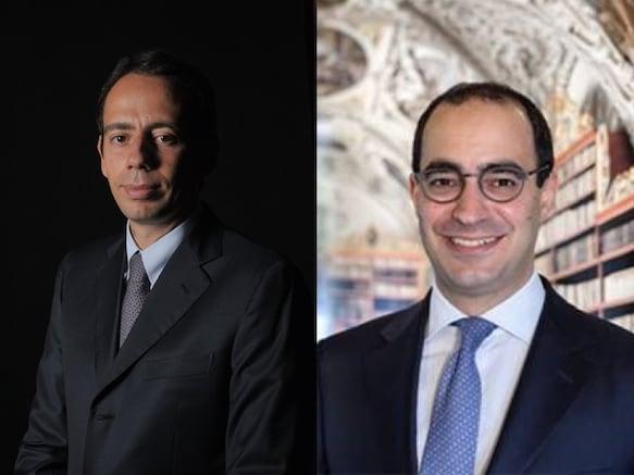 Andrea Sacco Ginevri, Giulio Angeloni