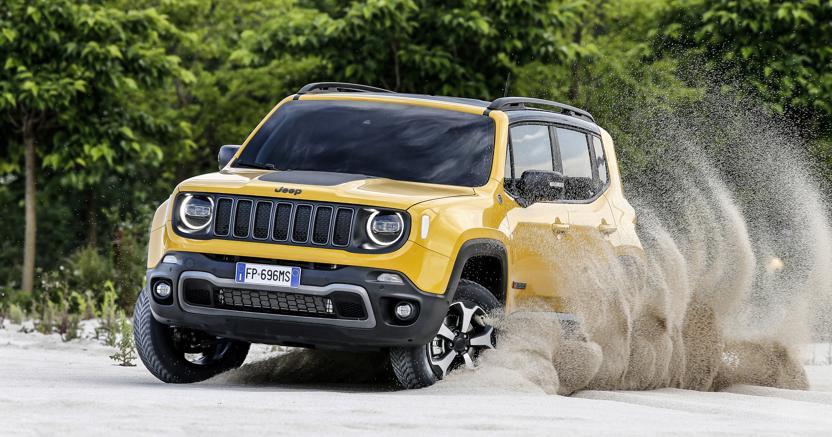 Risultati immagini per jeep IBRIDE 2019