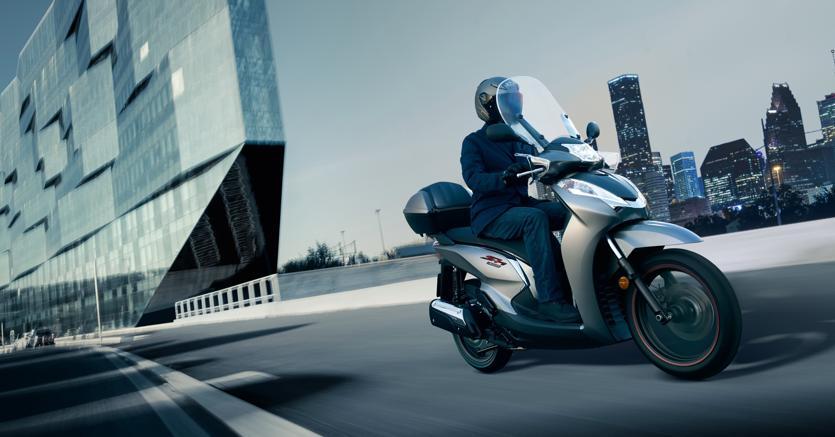 Negli Scooter Torna A Vincere La Classe 300 A Misura Di Città Il