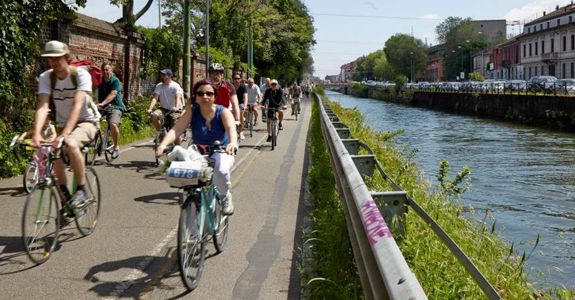 Milano 5 Gite In Bici Fuoriporta Il Sole 24 Ore