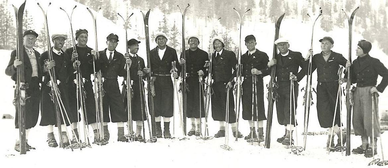 Maestri sci Alta Badia, ski carouse
