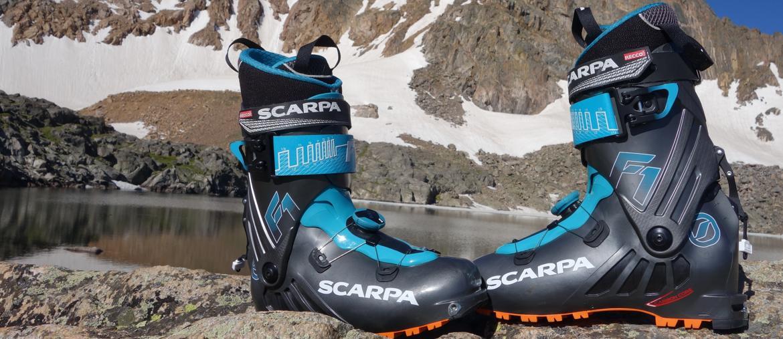 great fit 8e08c 5cb4f Neve e valanghe: ecco lo scarpone da sci che può salvarti la ...