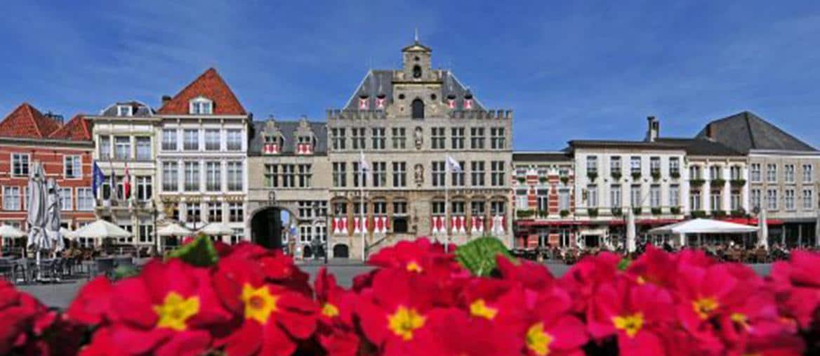 Panorama di Bergen Op Zoom