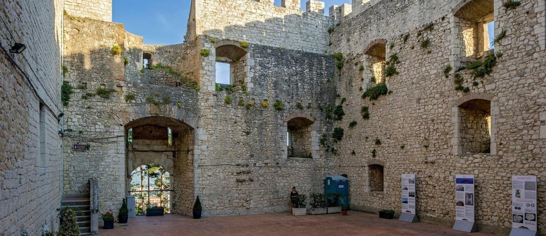 Castello di Monforte a Campobasso (Marka)