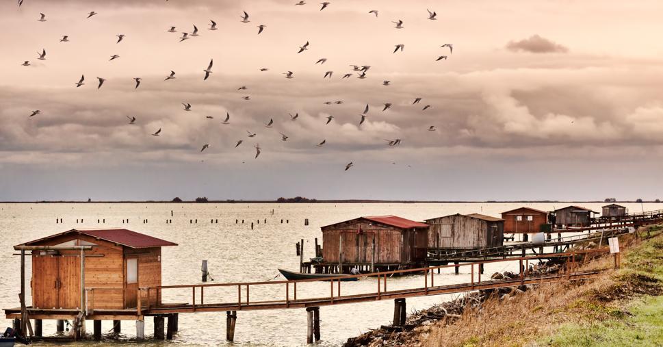 Delta del Po (Adobe stock)