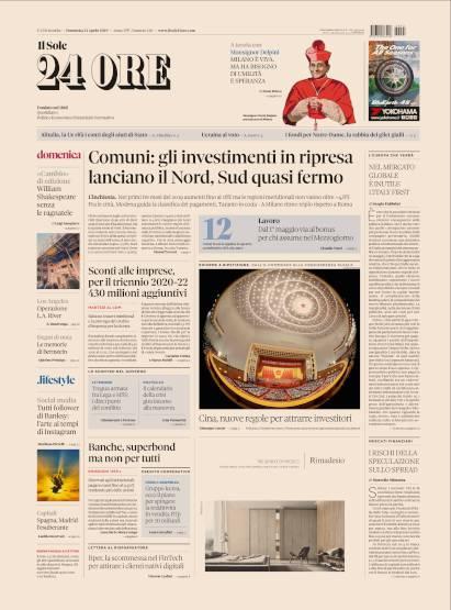 0d7cc5b283 Borsa, Piazza Affari: arriva la stagione delle cedole. Dividendi per 23  miliardi, +7%