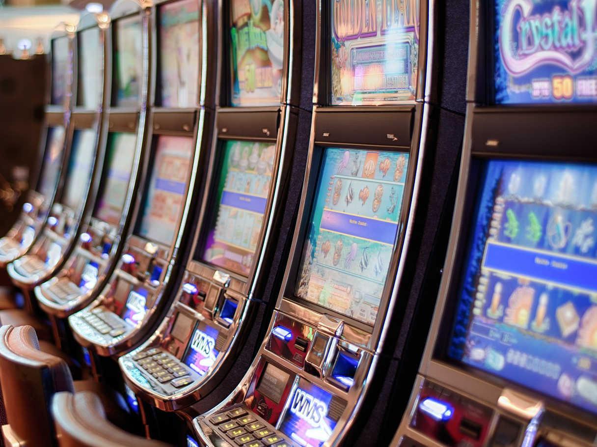 Slot machine modelli