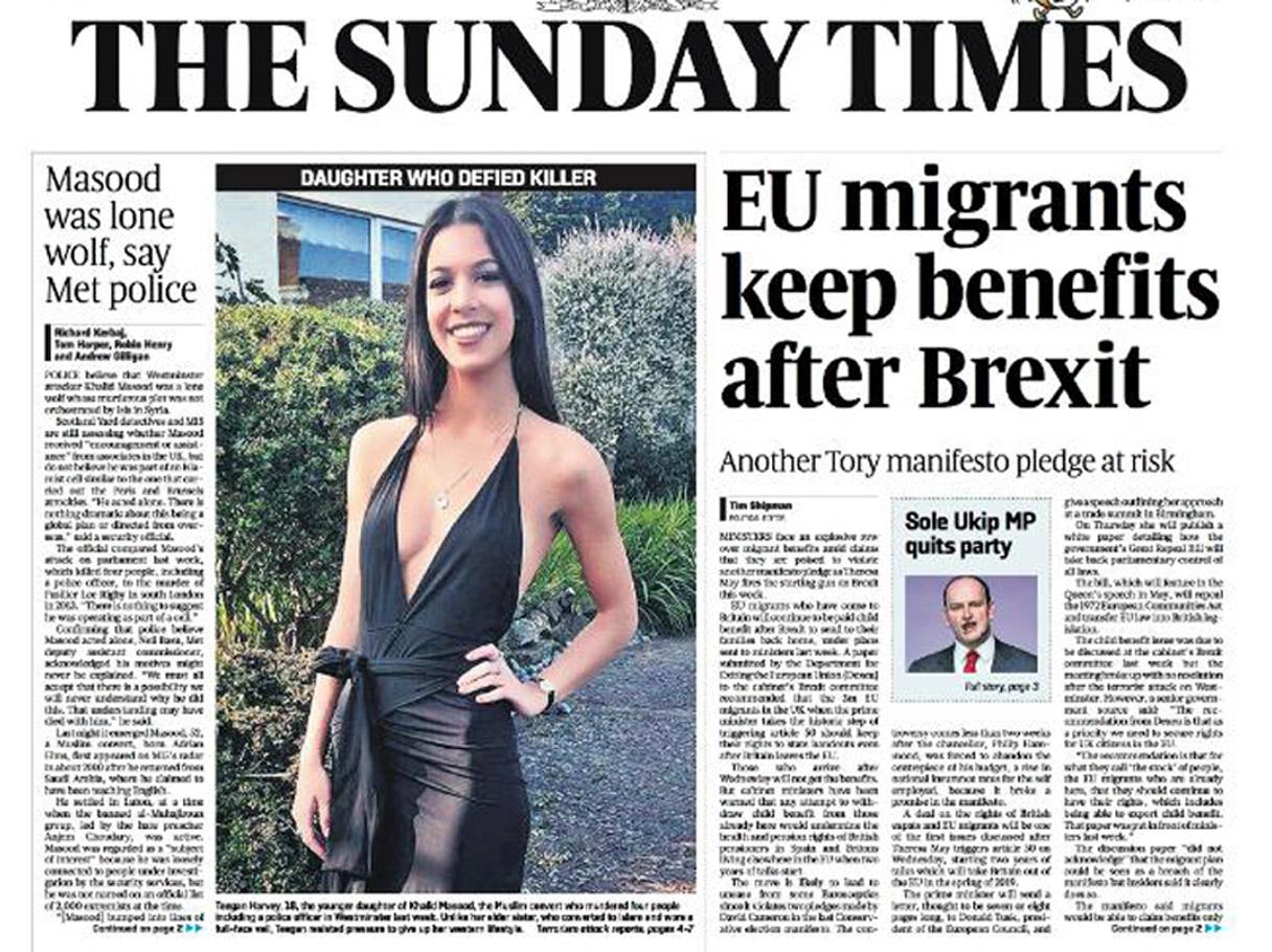 Londra scollo e tacco per la figlia ribelle dell - Si possono portare passeggeri con il foglio rosa ...