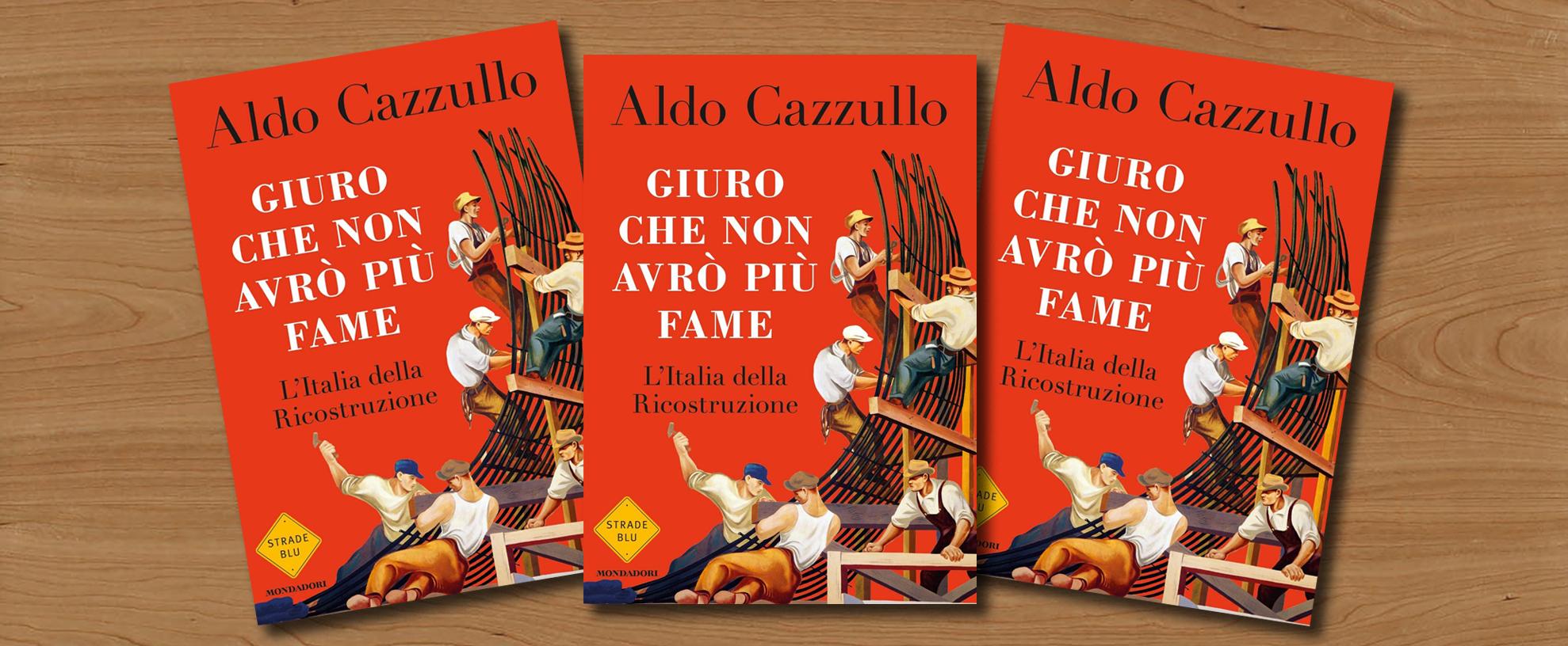 Cazzullo  l Italia è un paese ricco che si è convinto di essere povero  7c2ba38a1f1