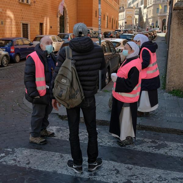 Radio24ore. Intervista a Maurizio Artale sull'emergenza sociale covid19 nei quartieri più disagiati della città
