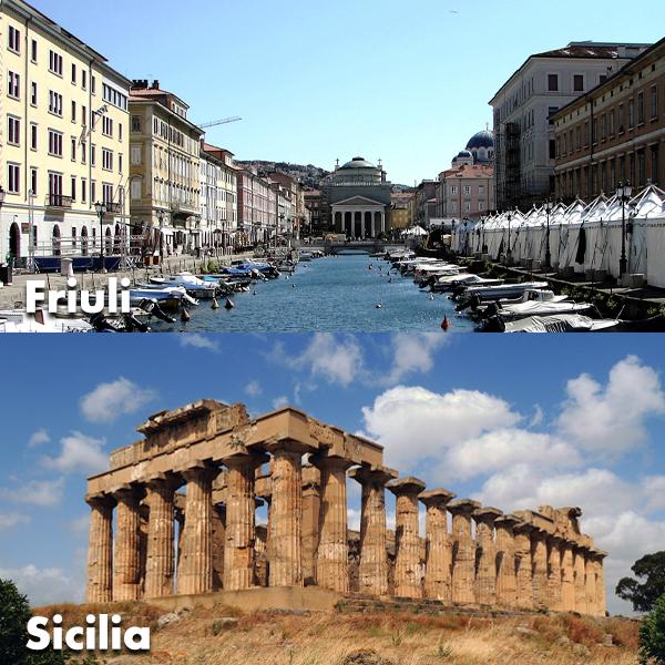 Dal Friuli alla Sicilia - Mangia come parli | Radio 24