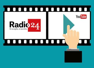 Radio 24 su YouTube