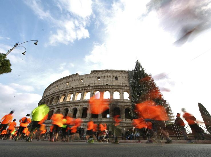 "Tra sport e memoria: oggi a Roma la ""Run for Mem"""