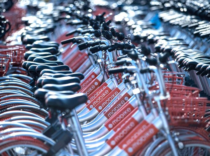 Bike Sharing 4.0, lavoro nell'era digitale e Unicredit